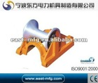 Cable Gound Roller Pulley Block (Cast Aluminum Support)