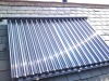 pressurized CPC Heat Pipe Solar Collector