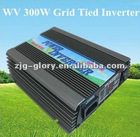 Wide voltage Grid Tie Inverters input 22-60VDC 300w