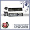 Euro- Remote Control License Plate Frame(HX-FR02)