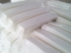 Food Grade PE non-woven fabric sewing as milk filter socks or liquid filter bags suit for milk filter machine