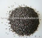 brown aluminum oxide powder