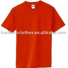 recycle v-neck t-shirt for men