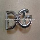 alphabet belt buckle