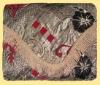New Design Jacquard sofa cloth SF010-R