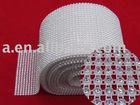 ss30 Crystal rhinestone mesh