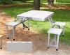 Outdoor gear table and chairs/conjoined table&chairs