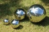 polished stainless steel hollow ball( SGS approved )