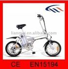 Lithium Battery 24V Electric bicycle