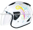 open face motorcycle helmet 810