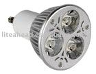 JBSYSTEMS high power led lamp - LED-GU10-3x1W