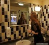 Magic mirror light boxes