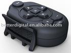 Steering wheel remote