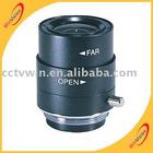 varifocus auto Iris lens,cctv camrea lens
