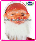 Funny Santa Claus Masks with Red Hats/Masks Carnival