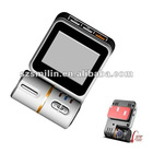 Zoran chipsets 5Megapixels Vehicle Black Box 1080P with 2.0inch LCD screen