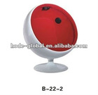 round music ball chair b-22