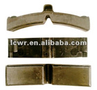 low friction composite brake shoe
