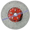 UTB 650 tractor Clutch disc 31.16.010