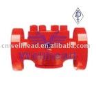 wellhead check valve