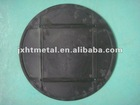 rounded plastic lid product