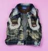 2012 Autumn/wintter child vest waistcoat for boy's