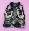 2012 Autumn/wintter child vest waistcoat for boy's