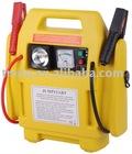 f lampe de travail et survolateur et compresseur urgence jump starter