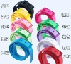 2013 Colorful Silicone Belts tpe Belts