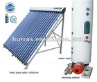 2012 Split Presure solar water heater 150L family hotel swimming pool use