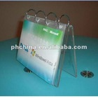 MA-345Clear Acrylic Table Calendar Stand