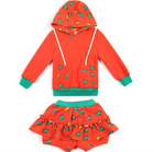 Guangzhou Export Trade Co.Ltd Christmas Blouse Set Design For Baby Wear