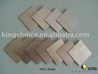 WCu Sheet tungsten-copper sheet WCu target