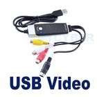 USB Video& Video Grabber