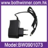 EU DC 12V 600mA Switching Power Supply adapter