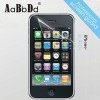 For iphone 3g anti-glare(mat) screen protector