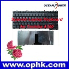 Wholesale for Spanish Laptop Notebook Keyboard for Toshiba Satellite A300 M300