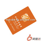 Hotel Inkjet Printable PVC Card Supplier