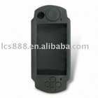 Handheld Game Accessory with Black Silicon Cover for PSP3000