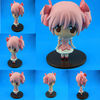 Collectable anime girl figurine