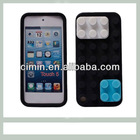 Lovely back cover case for itouch 5 silicone
