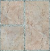 Rustic glazed ceramic floor tile