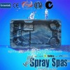 Acrylic Hydromassage Outdoor Swim Spa,Swimming Pool Spa SW-40A2
