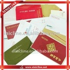 Different brand paper card boards for business cards or garments barcode