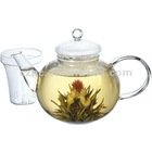 Hot Sale Borosilicate glass teapot
