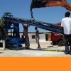 PJ850 Curbstone Making Machinery with Big Capacity