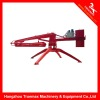 HG17M mobile concrete placing boom