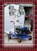 power 1600w,gasoline or diesel engine ,industrial mobile lighting tower