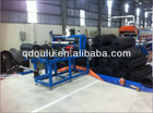 rubber foam sheet production line