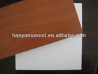 plain particle board / melamine laminated particle board